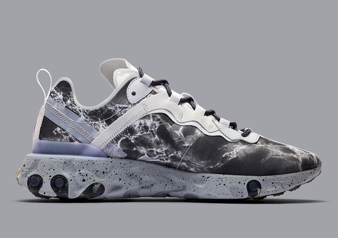 Kendrick Lamar x Nike React Element 55