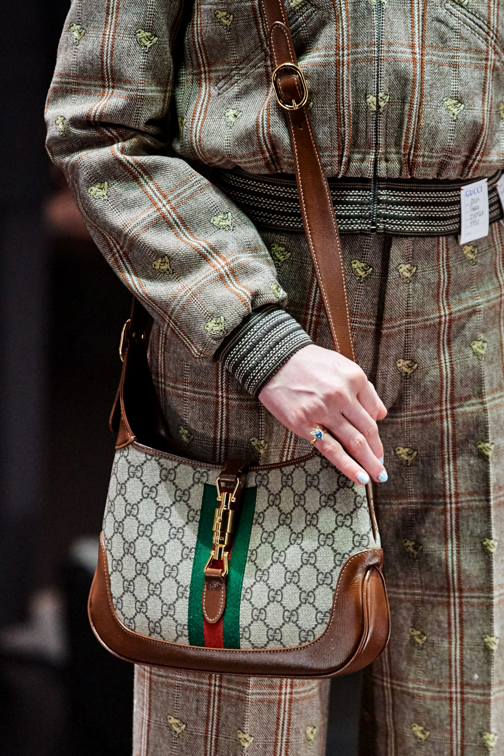 Детали коллекции Gucci Fall/Winter 2020 Ready-to-Wear