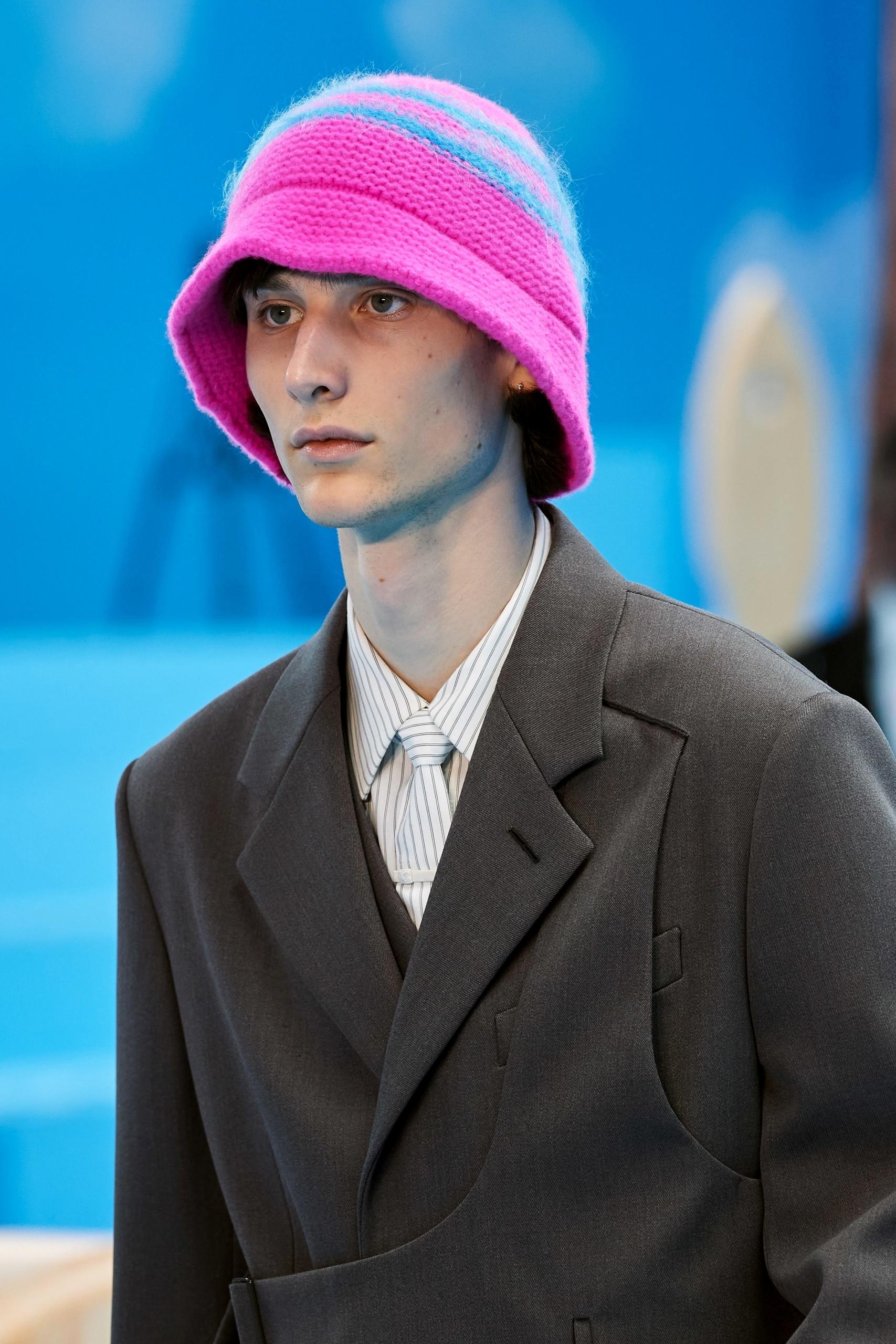 Коллекция Louis Vuitton Fall/Winter 2020 Menswear