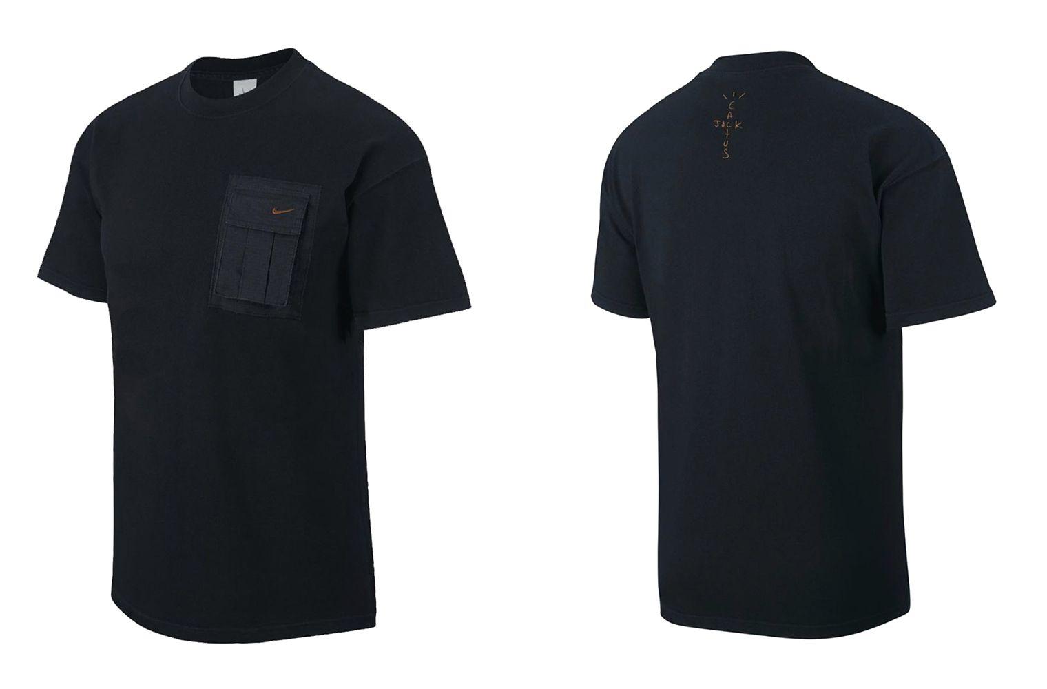 Коллекция одежды Travis Scott x Nike - первый взгляд