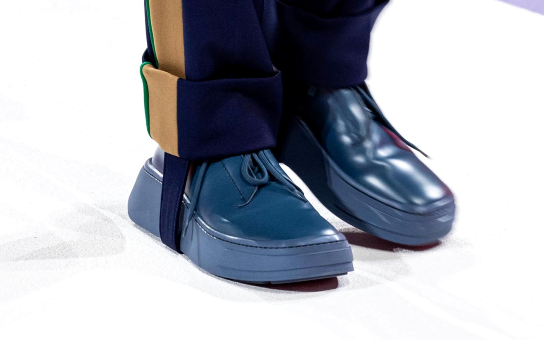 Обувь из коллекции Prada Fall/Winter 2020 Menswear