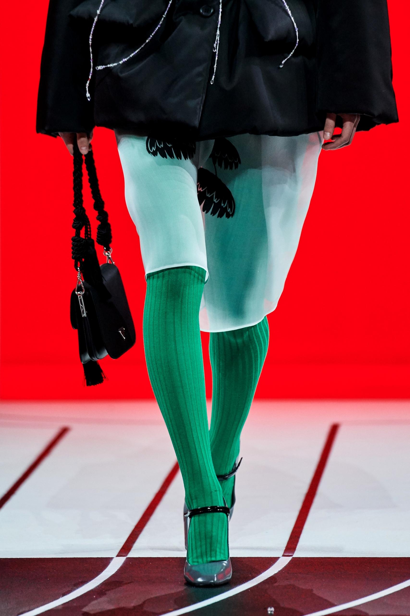Детали Prada Fall/Winter 2020 Ready-to-Wear