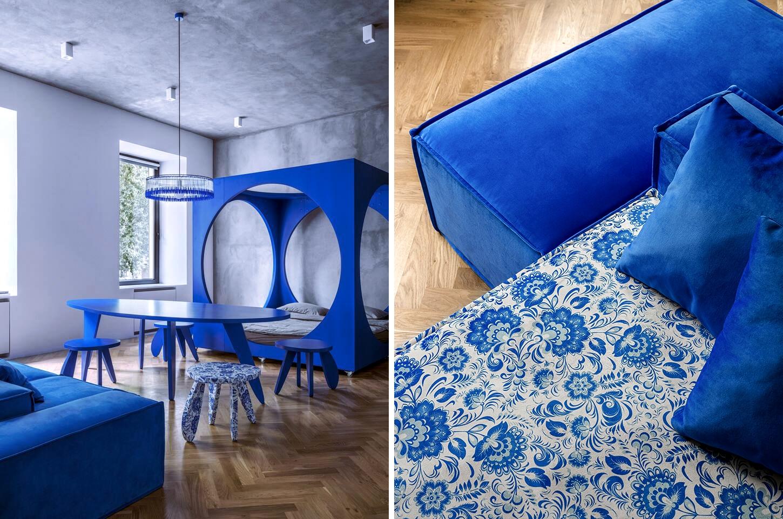 Квартира Гарри Нуриева Crosby Loft в Москве