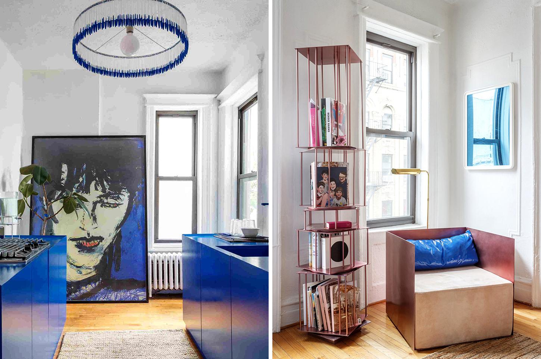 Квартира Гарри Нуриева в Бруклине, Нью-Йорк