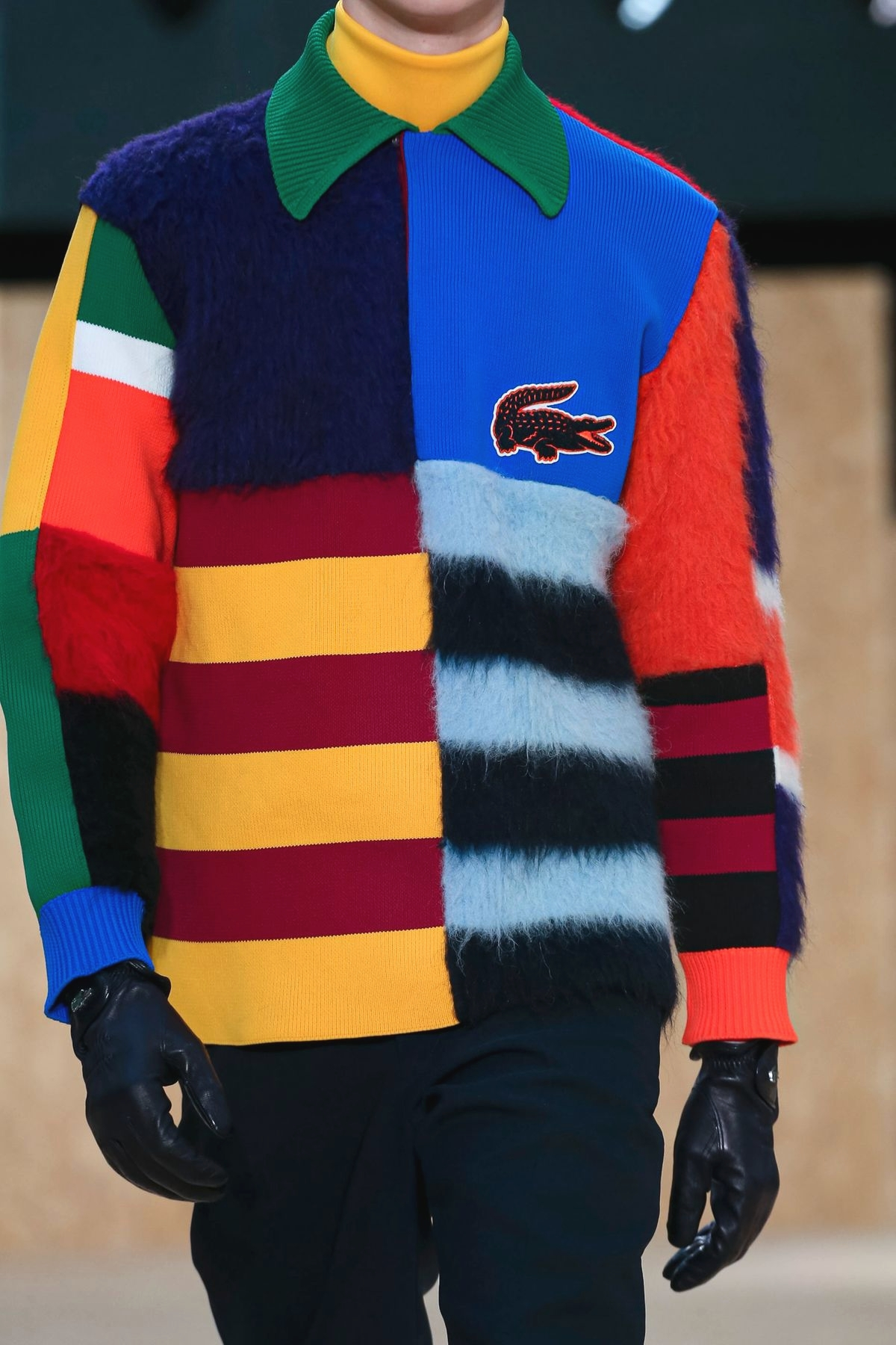 Lacoste Fall/Winter 2020 Ready-to-Wear