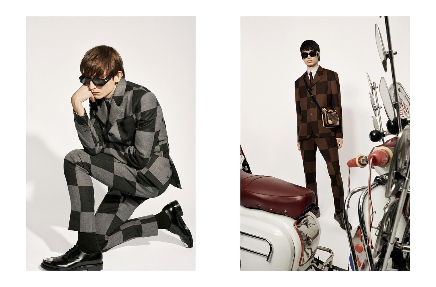 Louis Vuitton x NIGO - подробности коллаборации