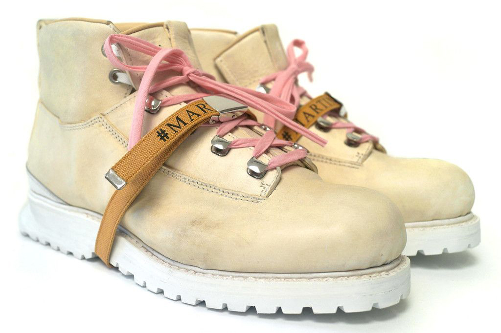 Martine Rose x Been Trill Hiking Boots cream