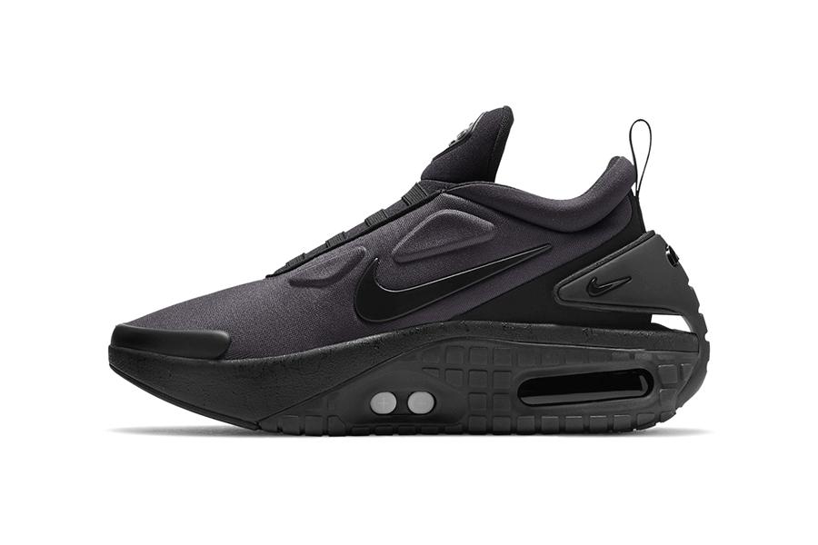 Nike Adapt Auto Max «Triple Black» - подробности релиза