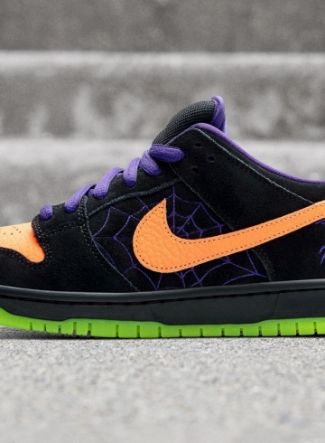 Nike SB Dunk Low «Night Of Mischief» - дата релиза