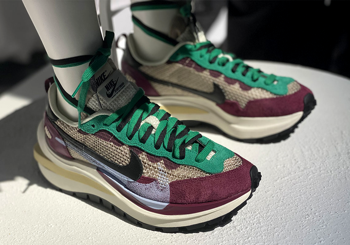 Nike Forum 2020 sacai Sneakers