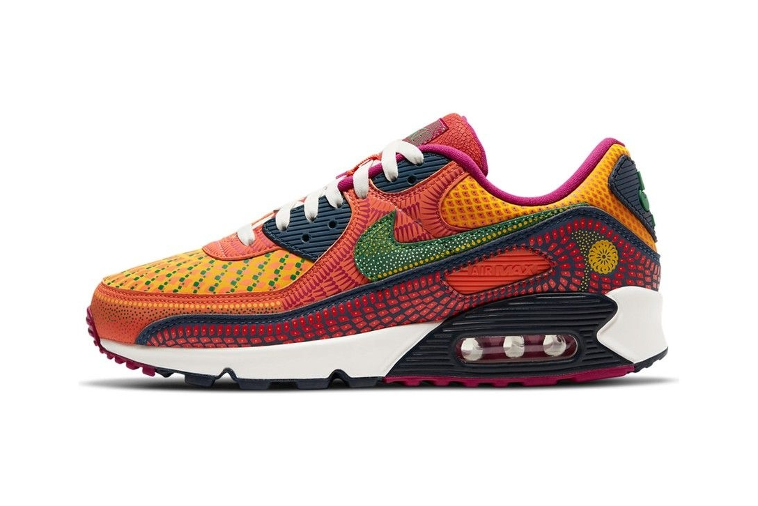 Nike Air Max 90 «Day of the Dead»