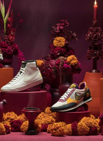 Nike «Day of the Dead» – дата релиза
