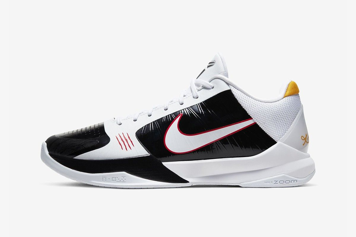 Nike Kobe 5 Protro «Alternate Bruce Lee»