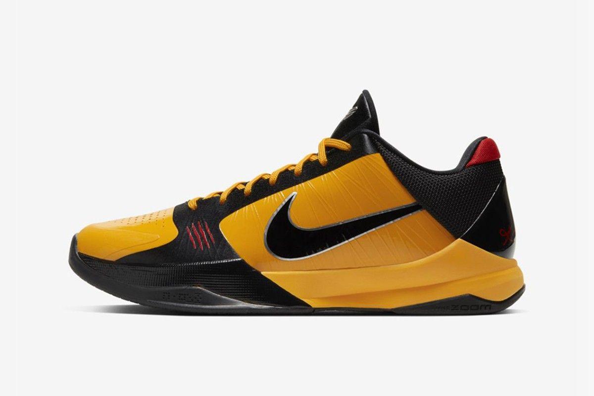 Nike Kobe 5 Protro «Bruce Lee»