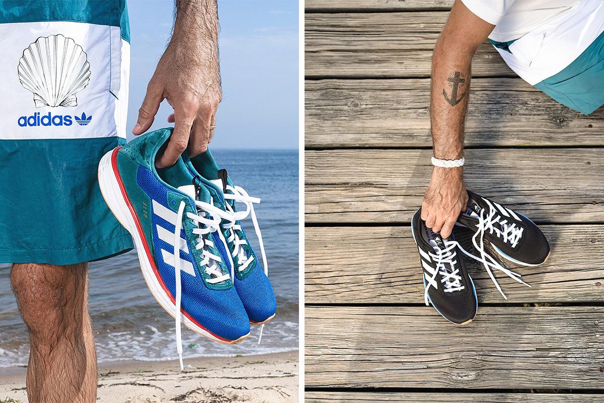 Noah x adidas - подробности коллаборации, посвященной океанам