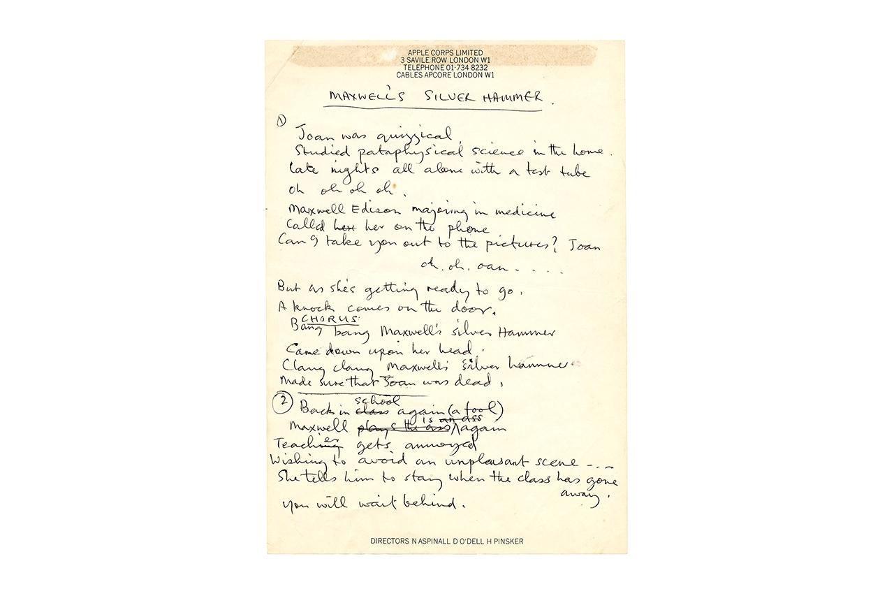 Текст песни Beatles