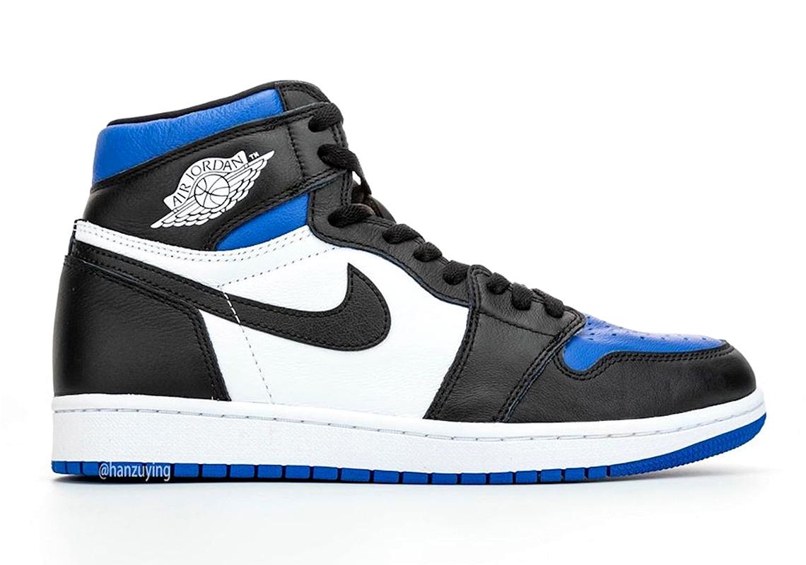 Air Jordan 1 High OG «Game Royal»