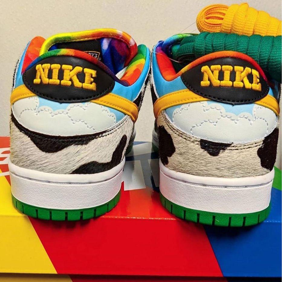 Ben&Jerry's x Nike SB Low «Chunky Dunky»