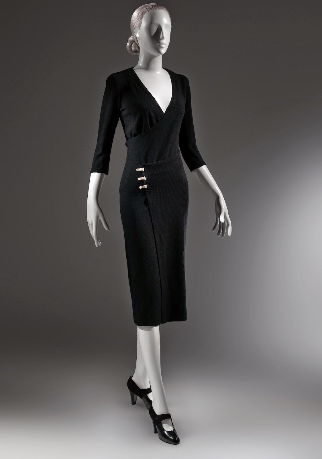 Платье Чарльза Джеймса Taxi, примерно 1932