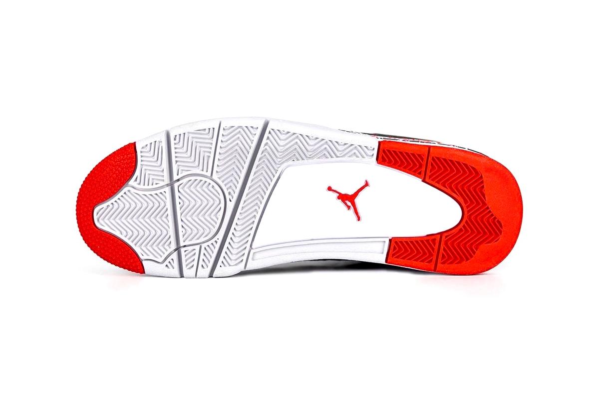 OVO x Air Jordan 4 «Splatter»