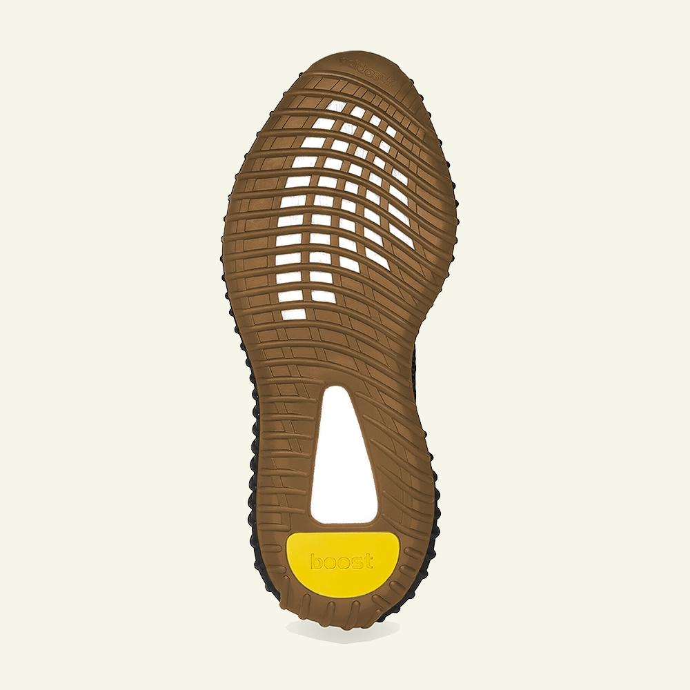 Аутсоль модели adidas Yeezy Boost 350 V2 «Cinder»