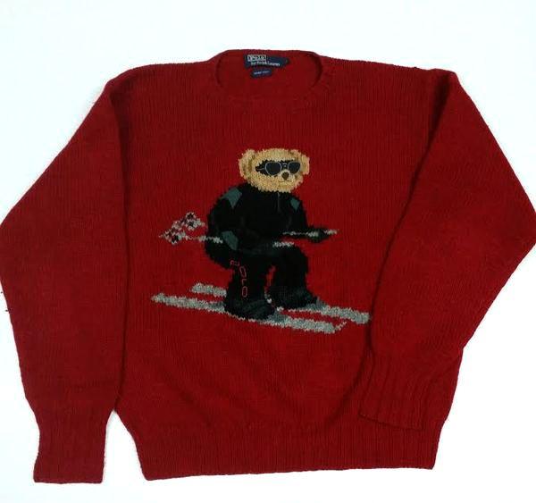 Ричард Тахсин рассказал о создании медведя Polo Bear by Ralph Lauren