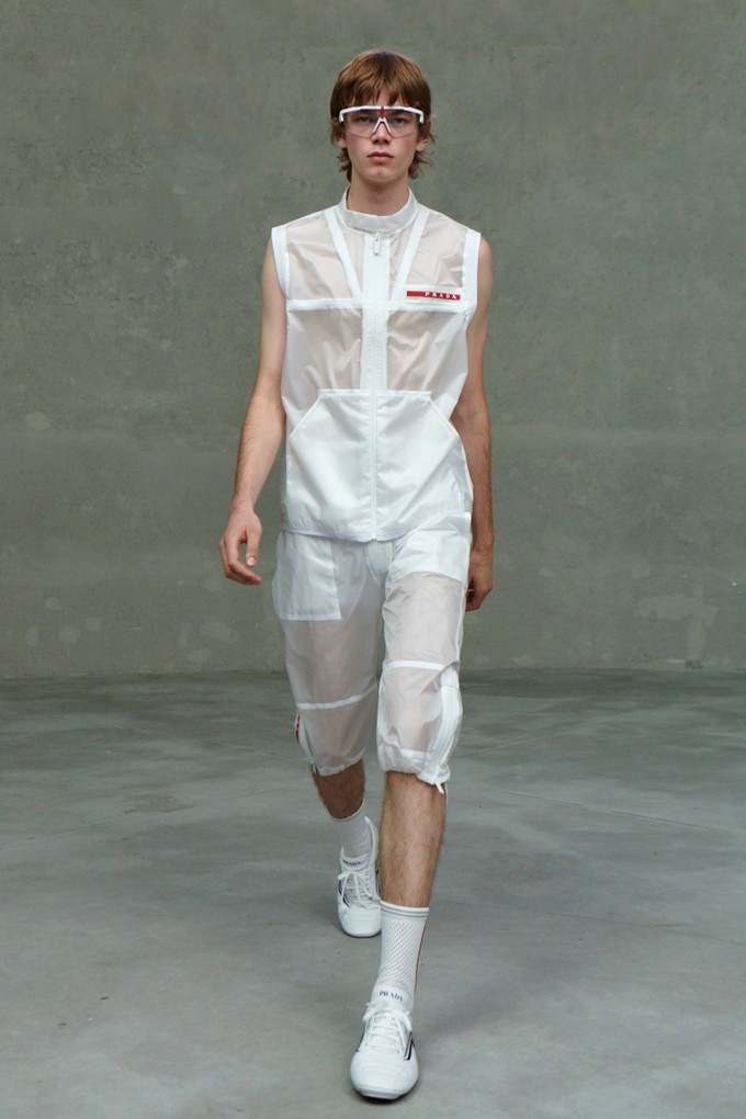 Prada Spring/Summer 2021 Menswear