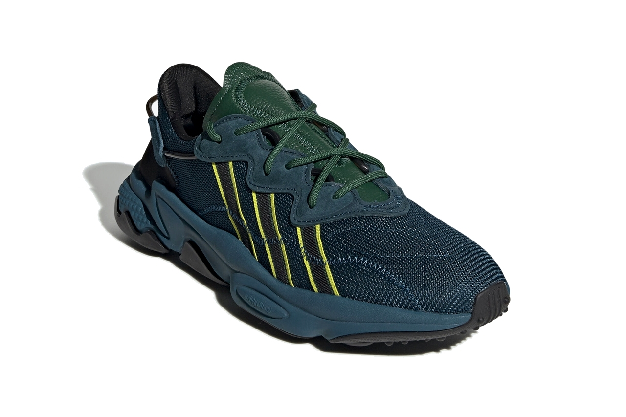 Pusha T x Adidas Ozweego «Tech Mineral»