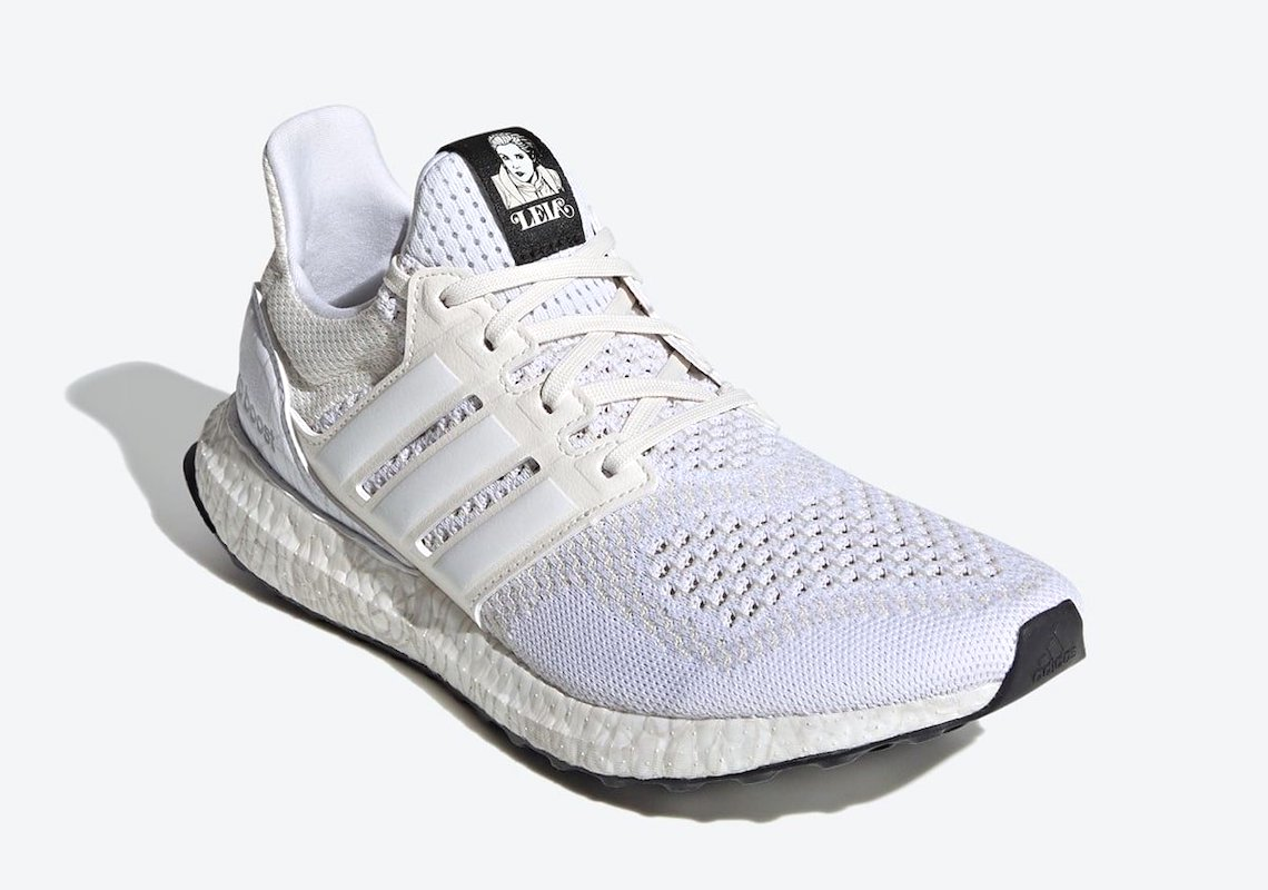 Star Wars x adidas Ultra Boost DNA «Princess Leia»