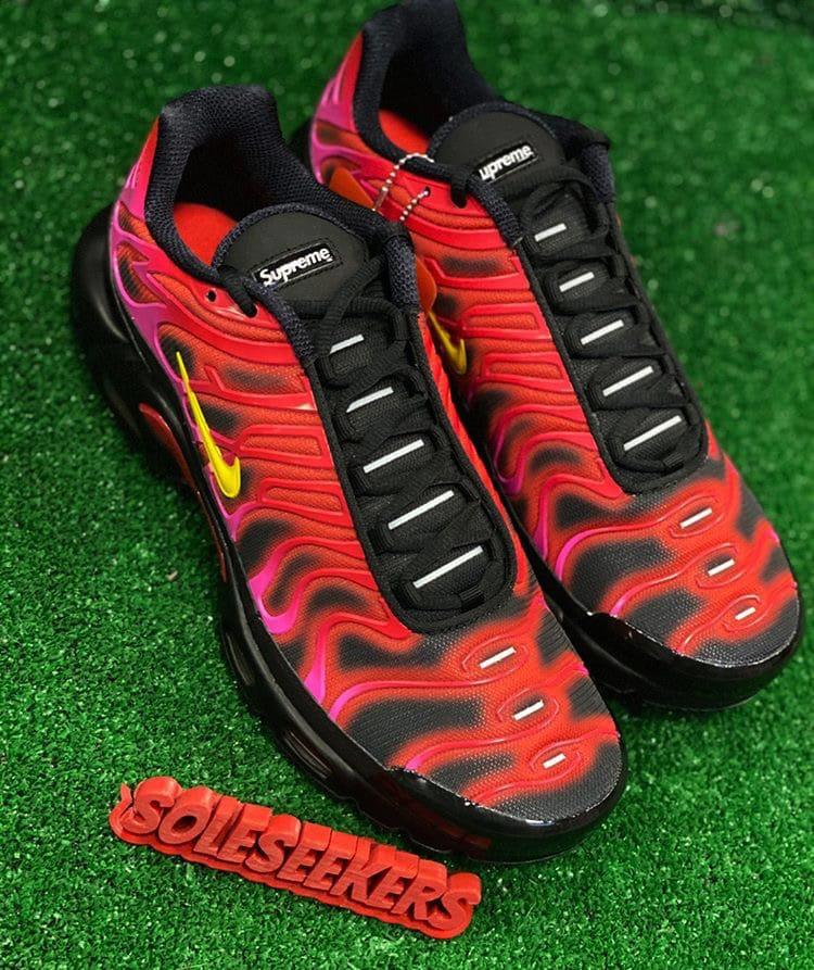 Supreme x Nike Air Max Plus TN