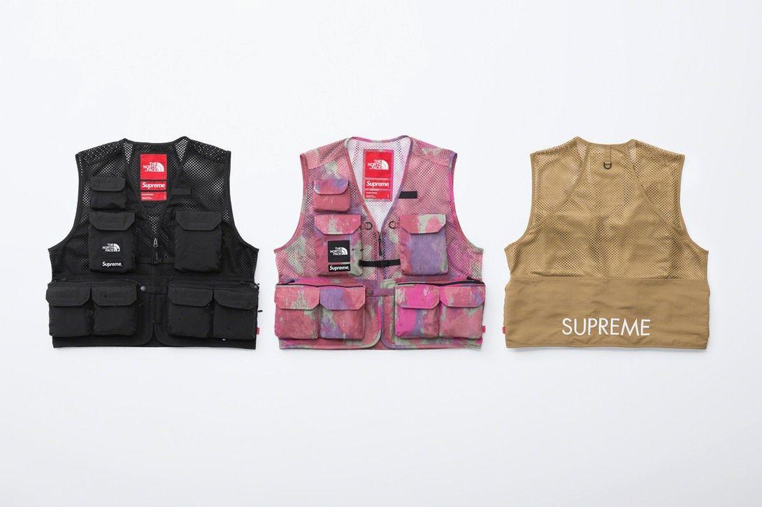 Supreme x The North Face SS 2020 - подробности коллаборации