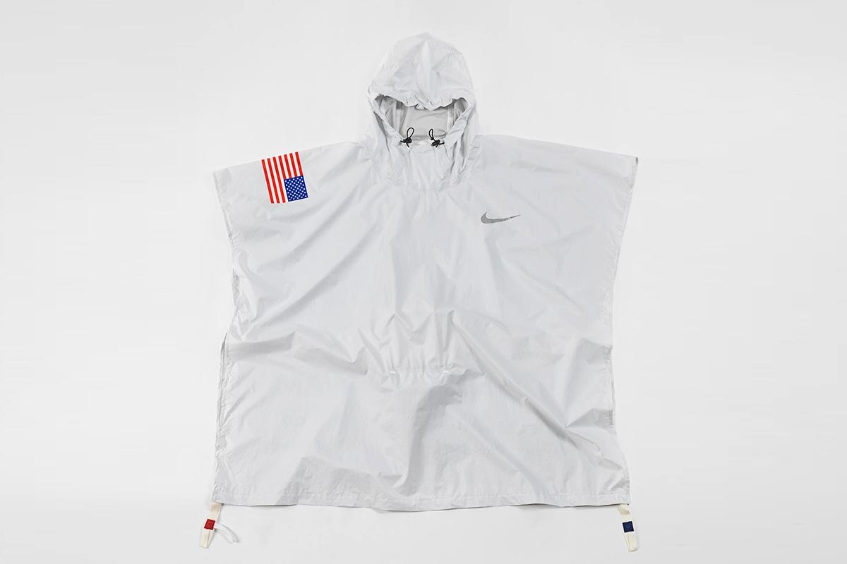 Пончо Tom Sachs x Nike