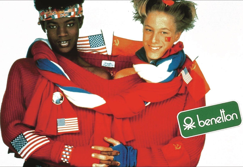 United Colors of Benetton история бренда Молодежный Центр 40