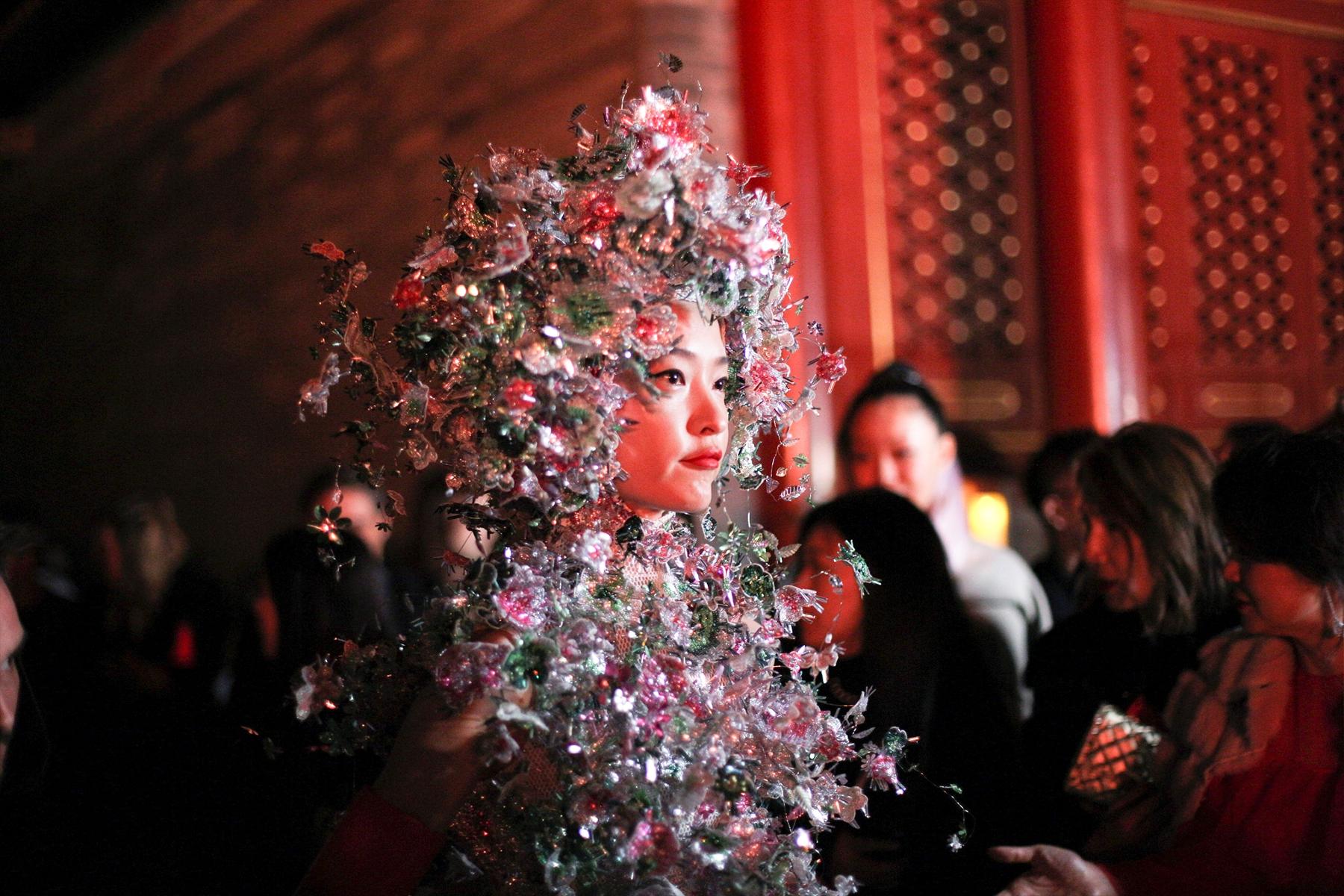 Valentino Haute Couture Beijing 2019