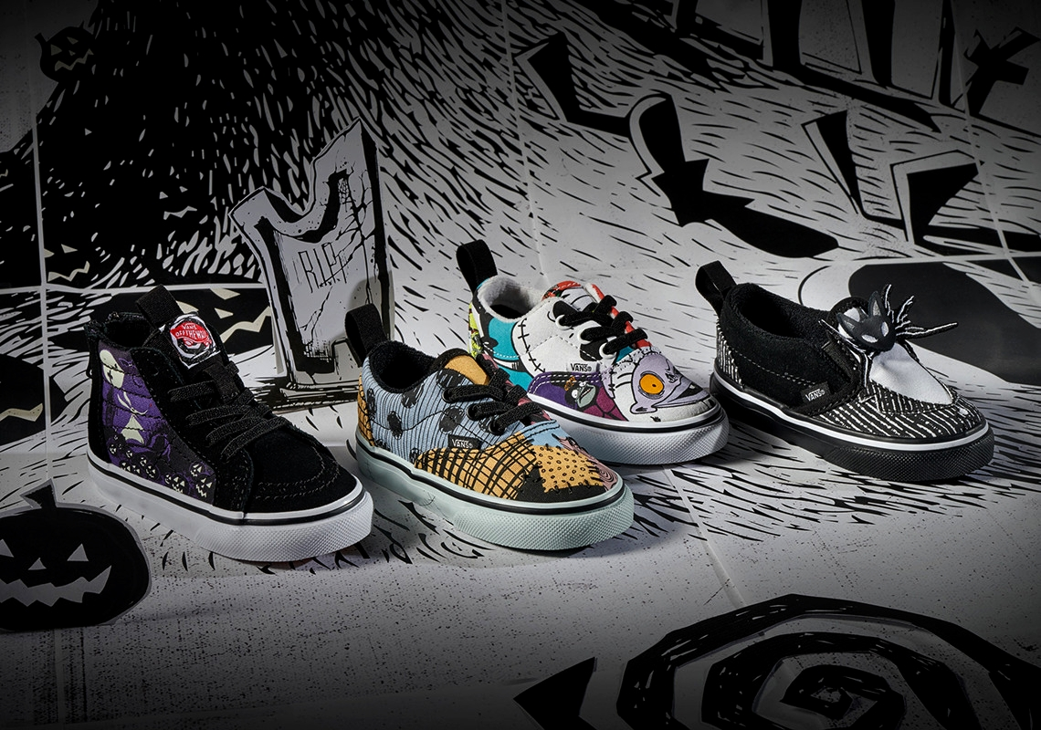 Vans x The Nightmare Before Christmas