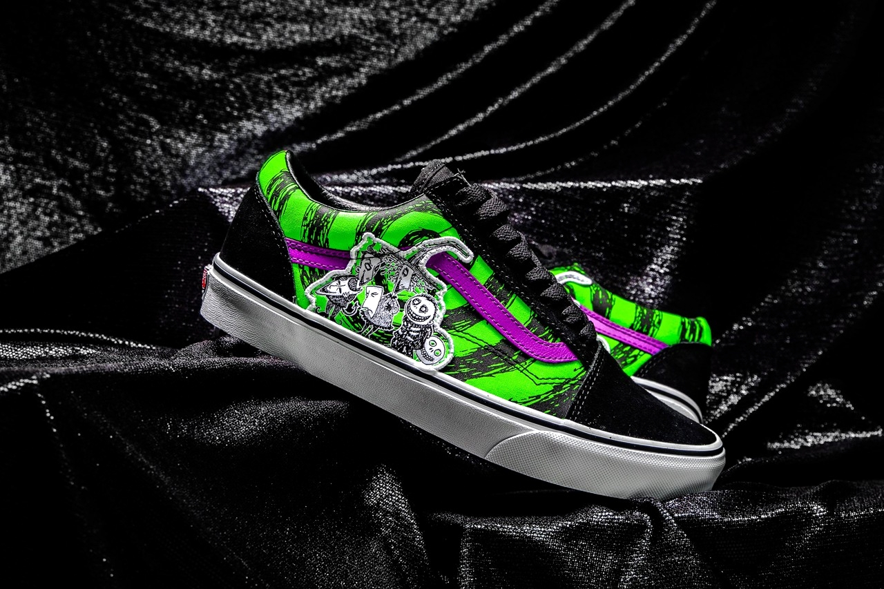 Vans x The Nightmare Before Christmas Old-Skool
