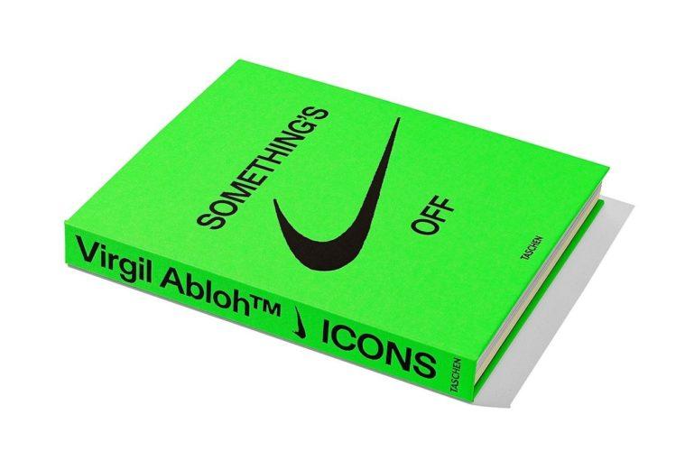 Детали релиза книги Вирджила Абло и Nike «ICONS»