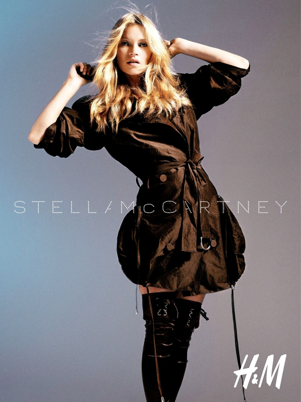Stella McCartney x H&M — 2005 год