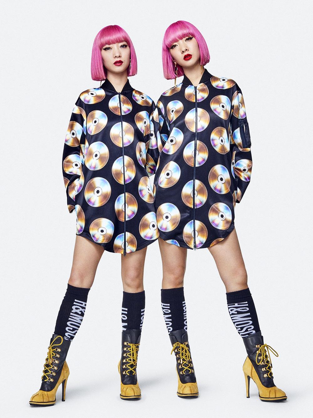 Moschino x H&M — 2018