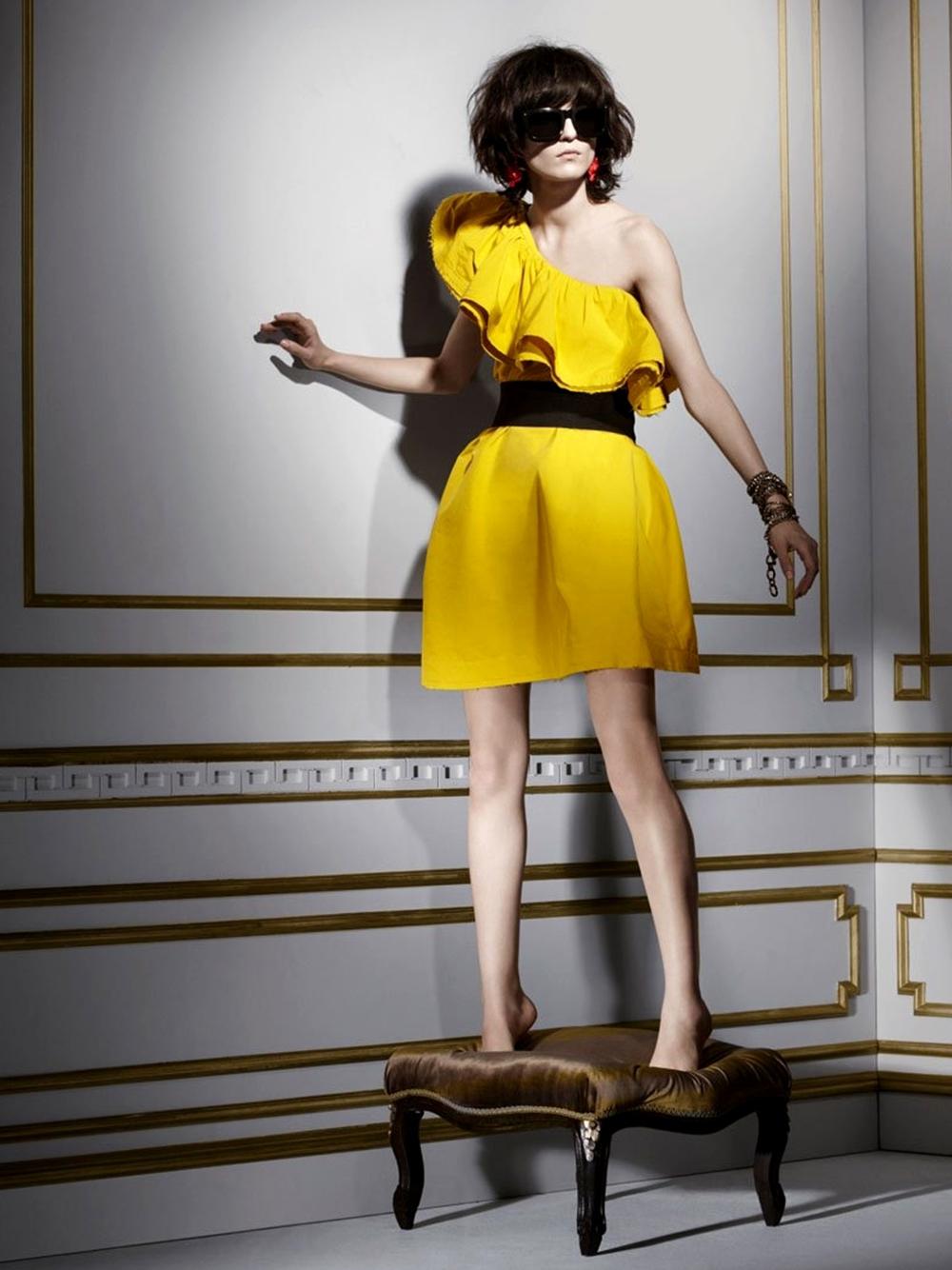 Lanvin x H&M — 2010