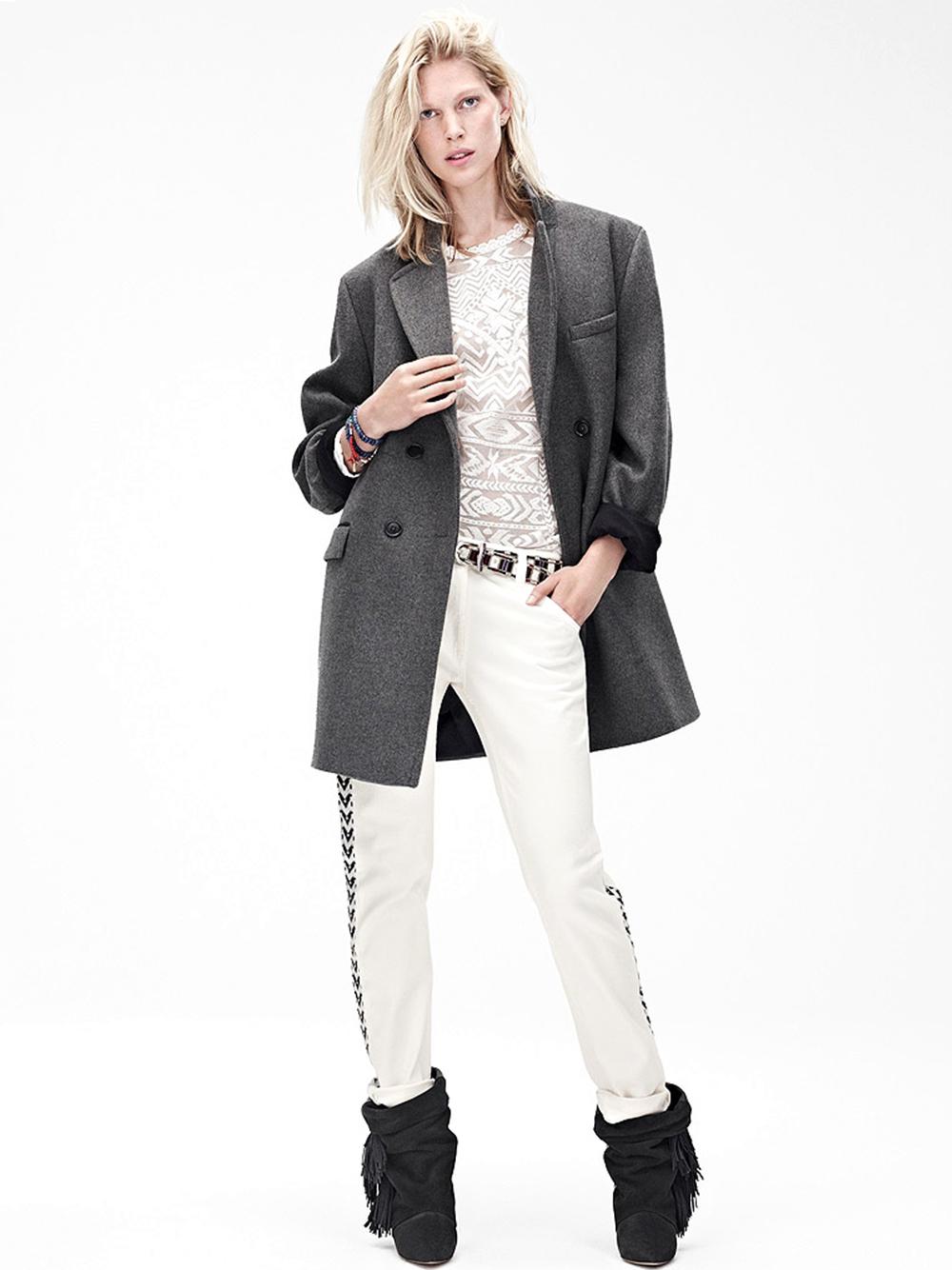 Isabel Marant x H&M — 2013