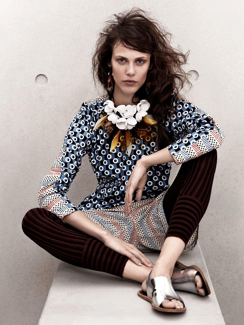 Marni x H&M — 2012