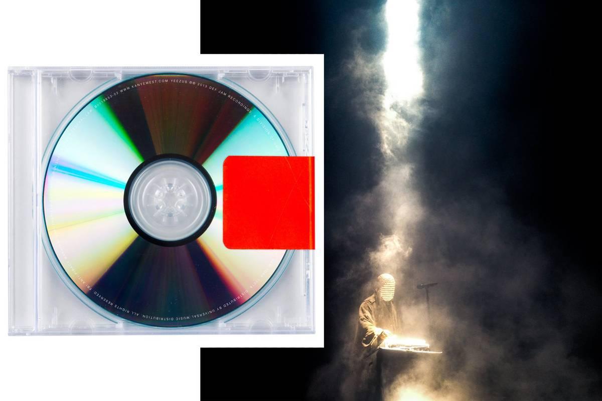 альбом YEEZUS