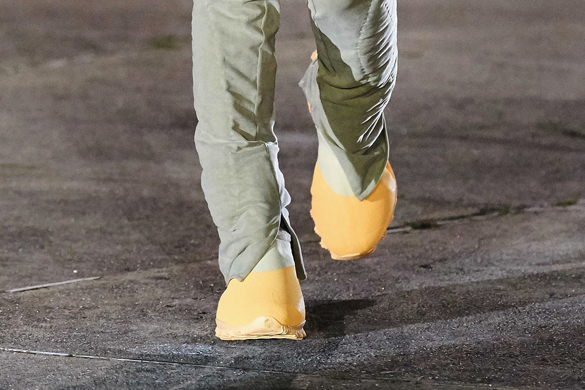 Yeezy Season 8 - главные модели обуви из коллекции