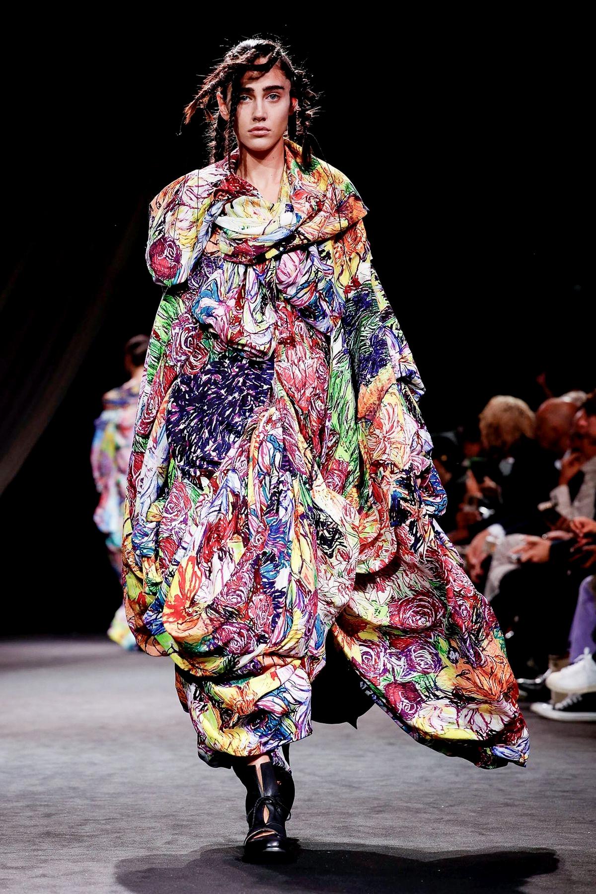 Yohji Yamamoto Spring/Summer 2020 Ready-to-Wear