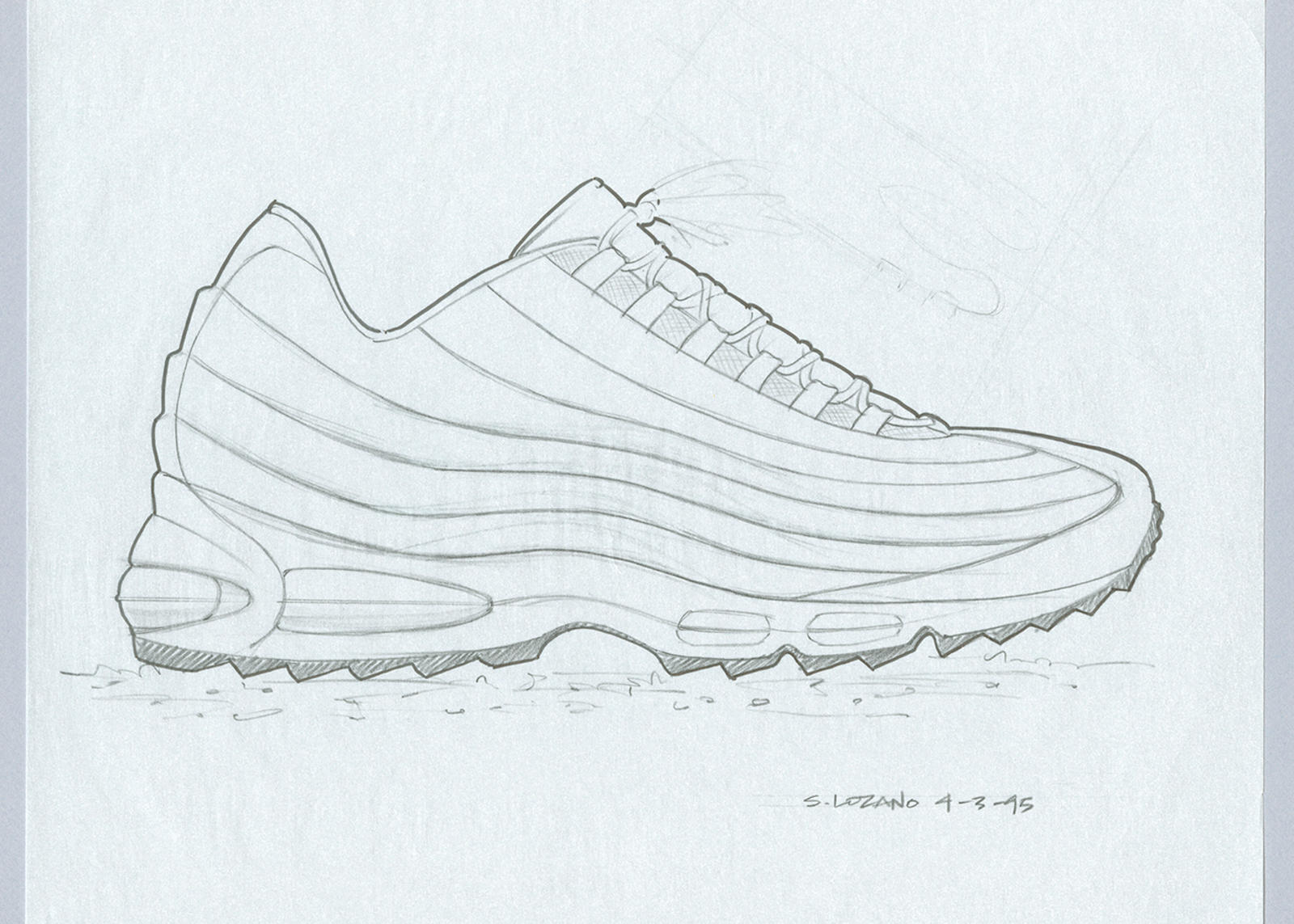 <b>Nike Air Max 95</b> — 20 главных фактов о культовых кроссовках