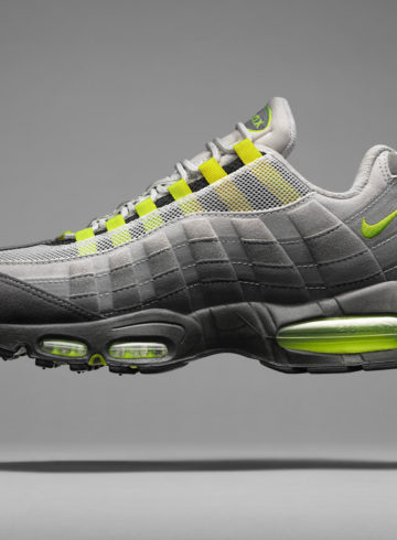 Nike Air Max 95 — 20 главных фактов о культовых кроссовках