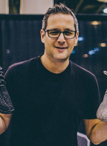 Джон Векслер из adidas о Канье Уэсте и линейке Yeezy