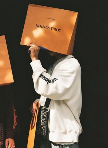 Коллаборация Supreme x Louis Vuitton — Молодежный Центр
