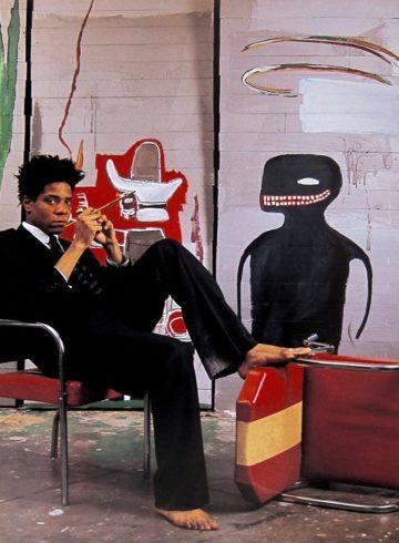 Жан-Мишель Баския – от граффити художника до неоэкспрессиониста